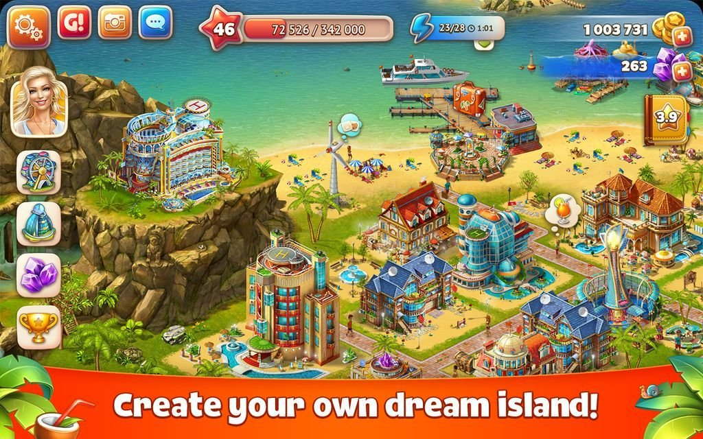 Paradise Island Game Tips & Tricks and Cheats For Android